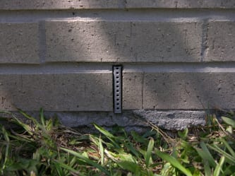 Weep Hole Covers Holiday Pest Control